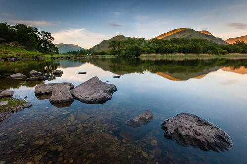 Sunrise at Ullswater #5, Lake District, North West England [Explored] | by Anthony Lawlor