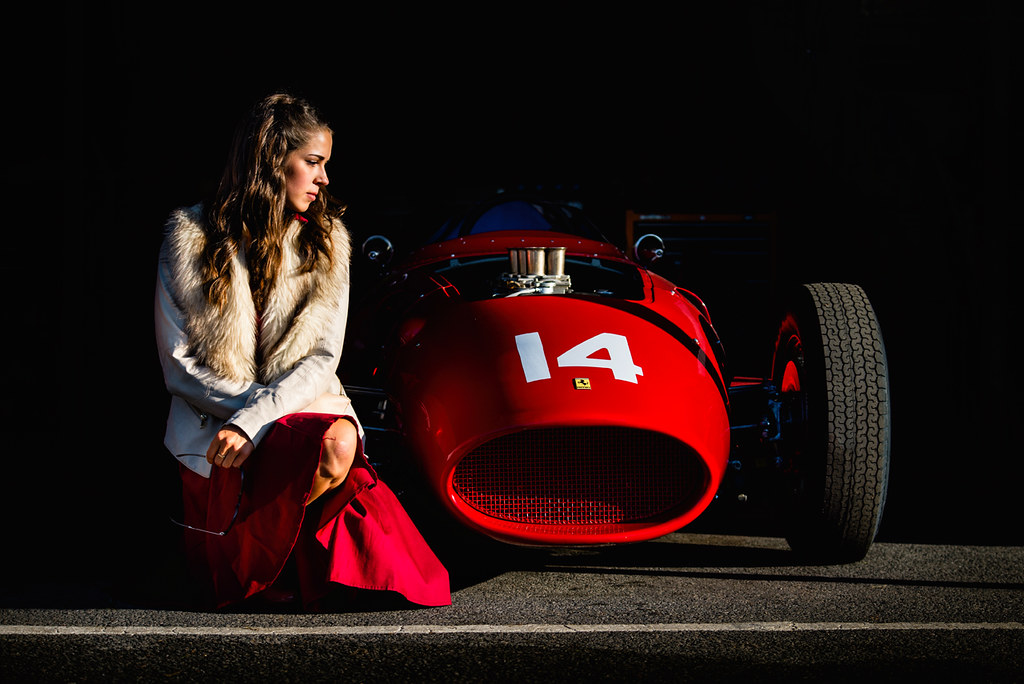 Tony Smith's 1960 Ferrari 246 Dino