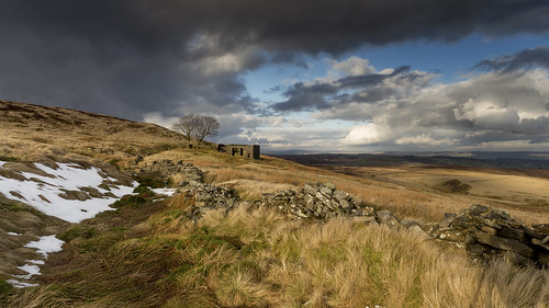 yorkshire topwithens wutheringheights bronte england haworth moors clouds canon 247028 canon6d