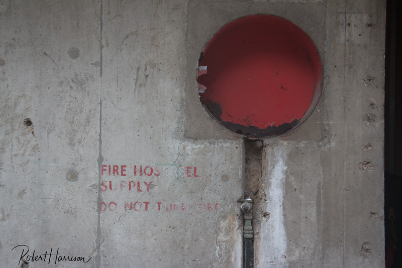 redundant fire hose reel