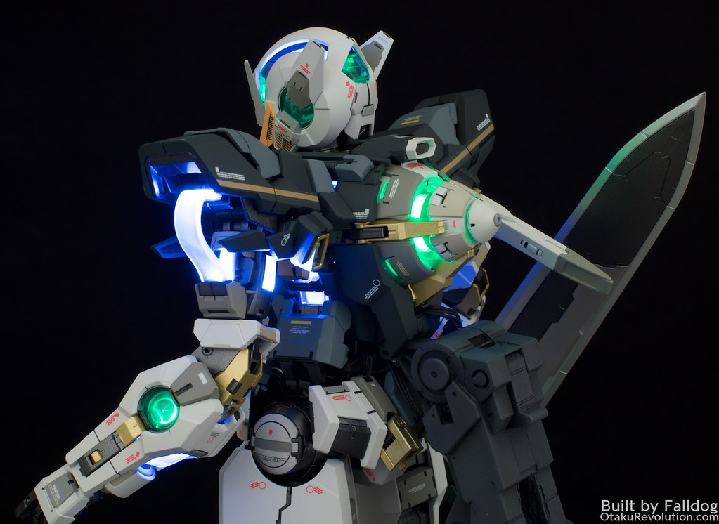 PG Exia - GN Mounted 1