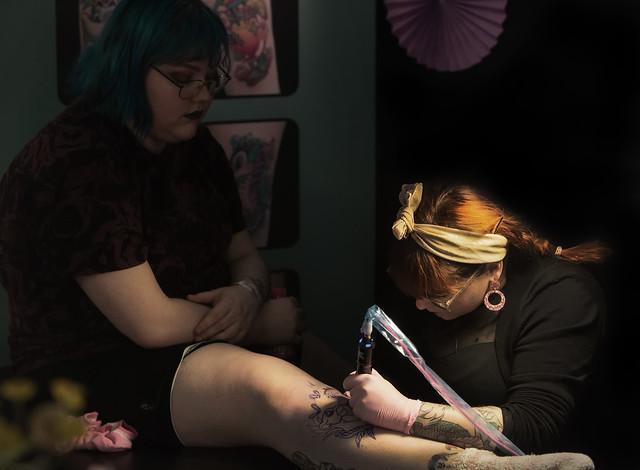 Tattoo....