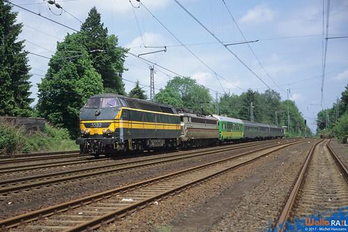 Aachen Süd. 01.06.96.