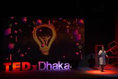 TEDxDhaka 2017 Rendering Tomorrow