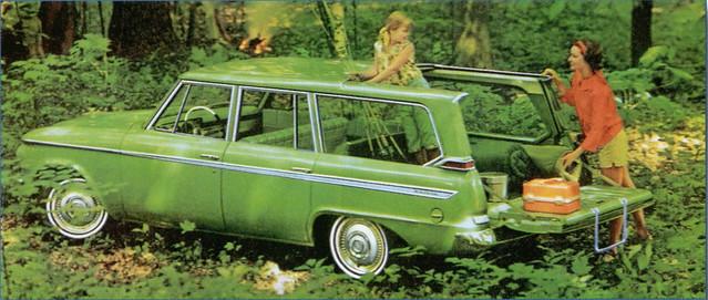 Studebaker Lark Wagonaire (1963)