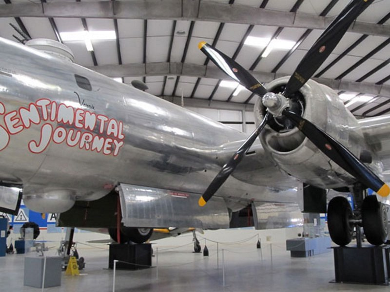 Boeing B-29 Super fort 2