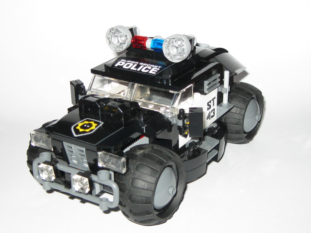 Lego 70808 The Lego Movie Super Cycle Chase 2014 J Flickr