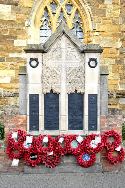 Shipston on Stour War Memorial, Worcestershire