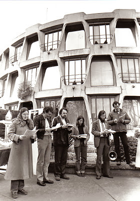 1982 Christian CND vigil at US Embassy, Dublin | by INNATE - Nonviolence Network in Ireland