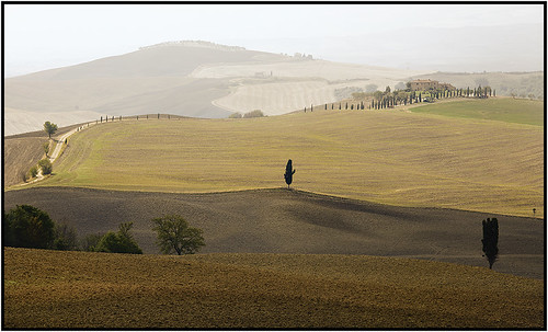 Val d'orcia | by www.stefanonocetti.com