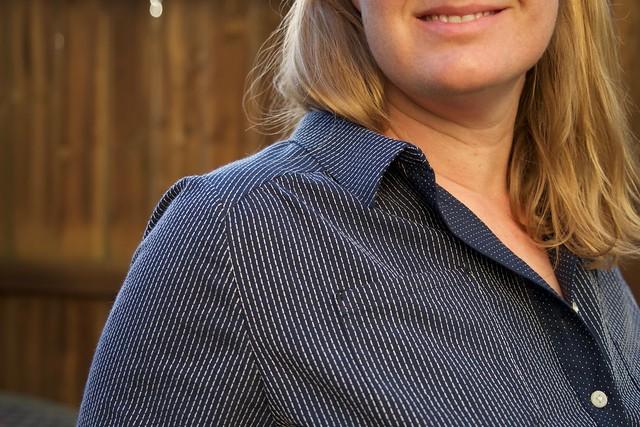 chambray Mila shirt_collar-2