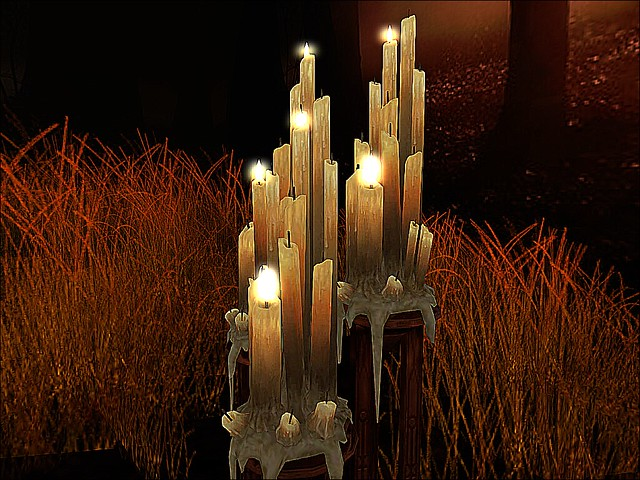 Nocturne-Vampire the Masquerade- Candles Burning