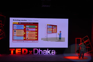 TEDxDhaka 2017 Rendering Tomorrow | by TEDxDhakaPhotos
