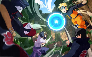 Naruto | by PlayStation Europe