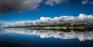 Kenmare (Ireland) Panorama