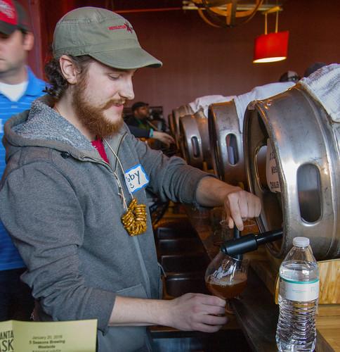 Cask ale pourer | by cizauskas