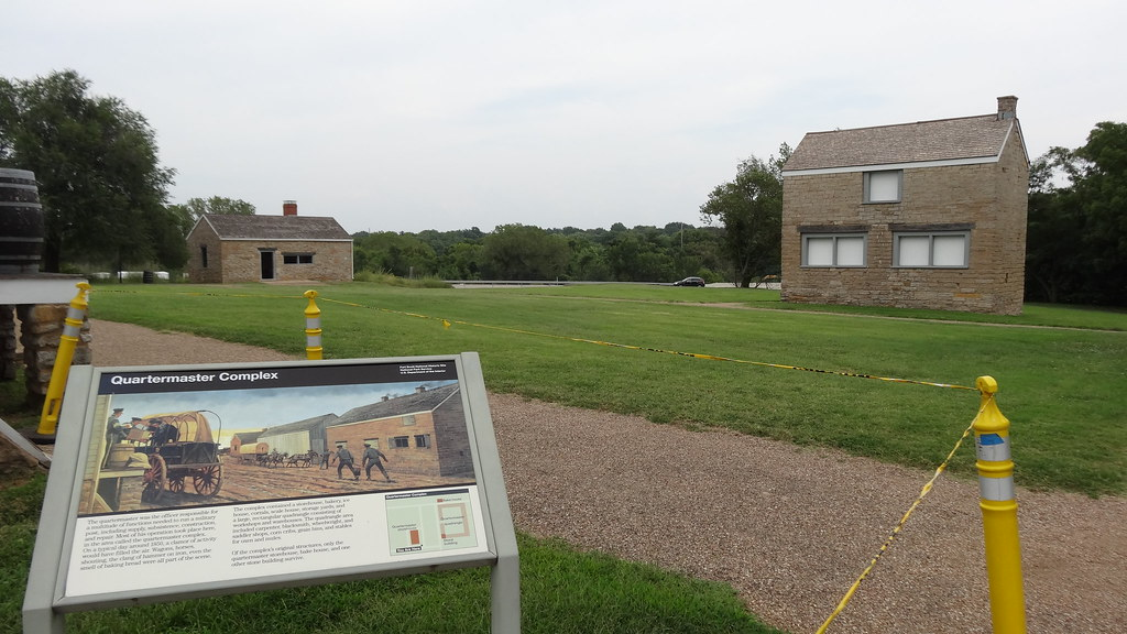 Fort Scott Ks >> Quartermaster And Subsistence Storeroom Fort Scott Nation