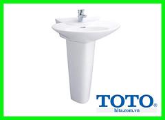 Chậu rửa chân dài Toto LPT908C