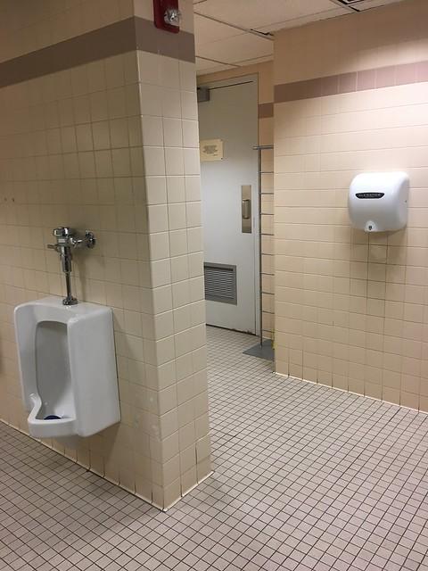 Bon Ton Men's Restroom