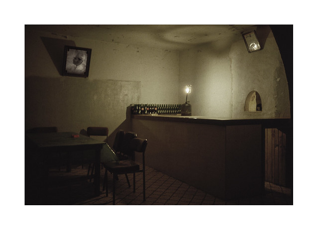 Café.      ( Zagora ) 1990
