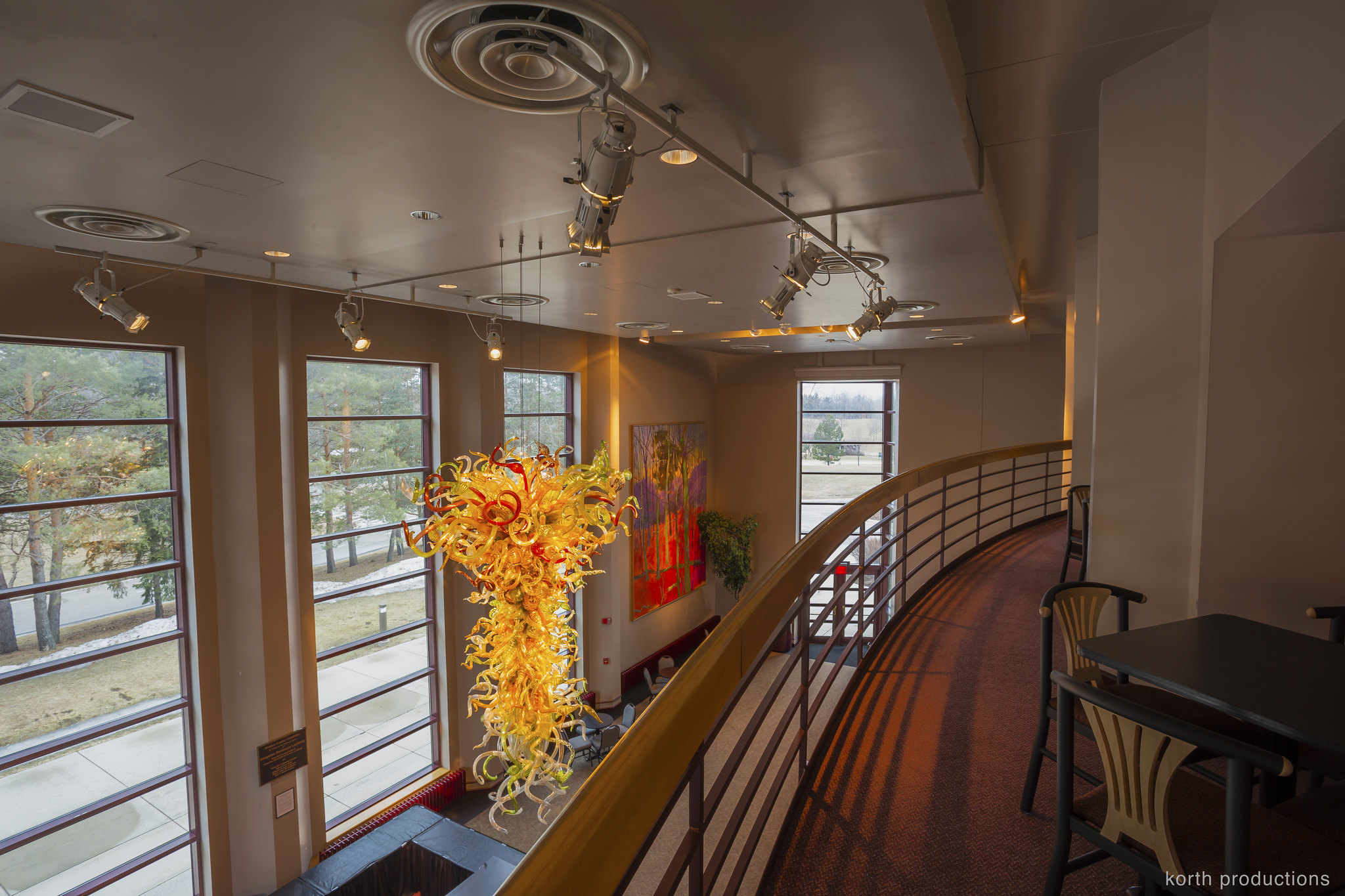 Grand Foyer & Orchestra Lobby