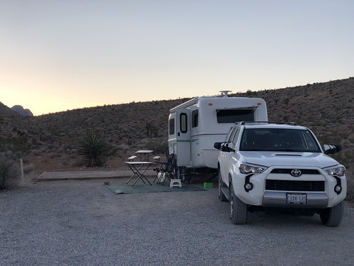 Las Vegas the Red Rock campground | by Pierre Yeremian