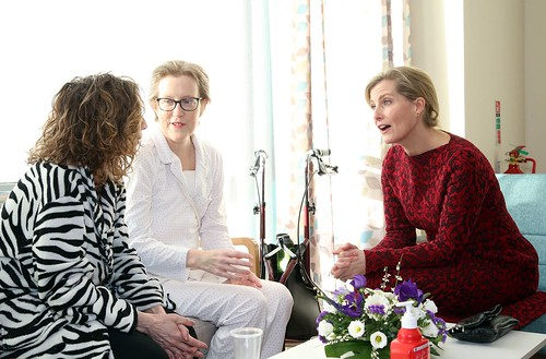 HRH The Countess of Wessex visits Belfast | by Northern Ireland Office