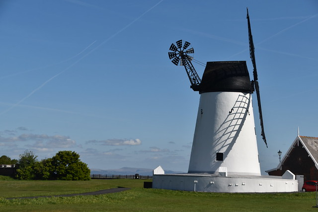 Windmill at St. Annes. Lytham.