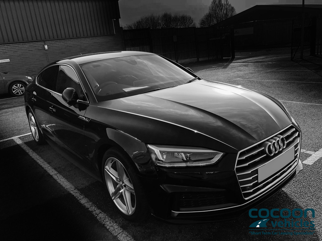 Audi A5 Sportback 2 0 Tfsi S Line S Tronic On Short Term C Flickr