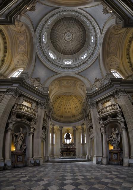 Chiesa di Sant'Umberto Venaria Reale