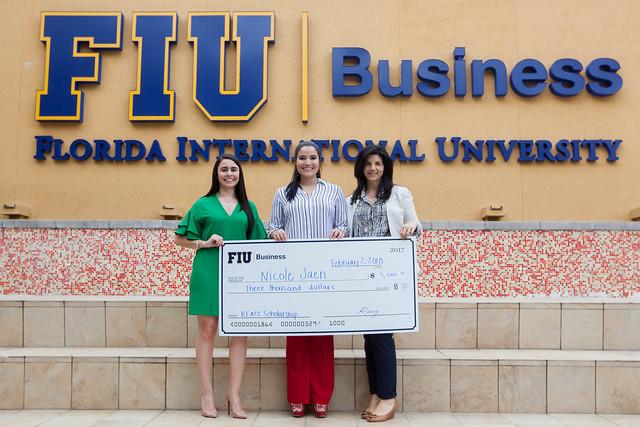 [FIU] REAAC Scholarship Award