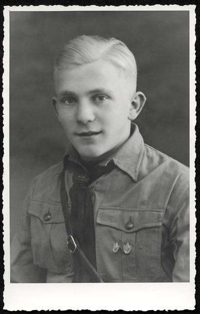 Archiv O715 Hitlerjunge Albert Enderle, 1940er