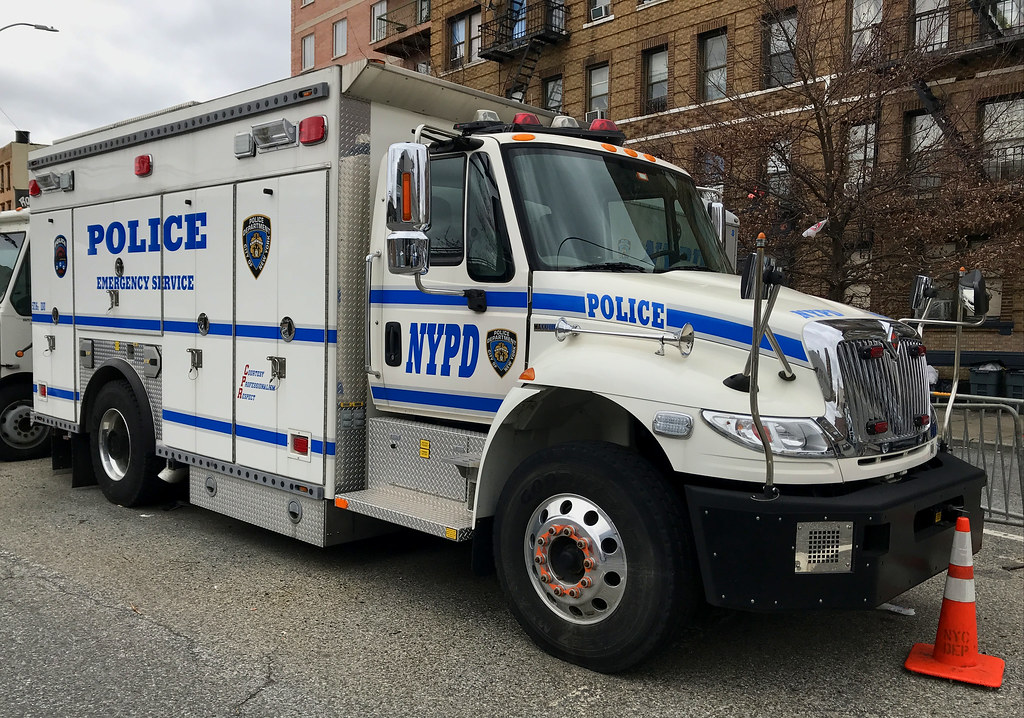 NYPD (New York City Police Department) Emergency Service S
