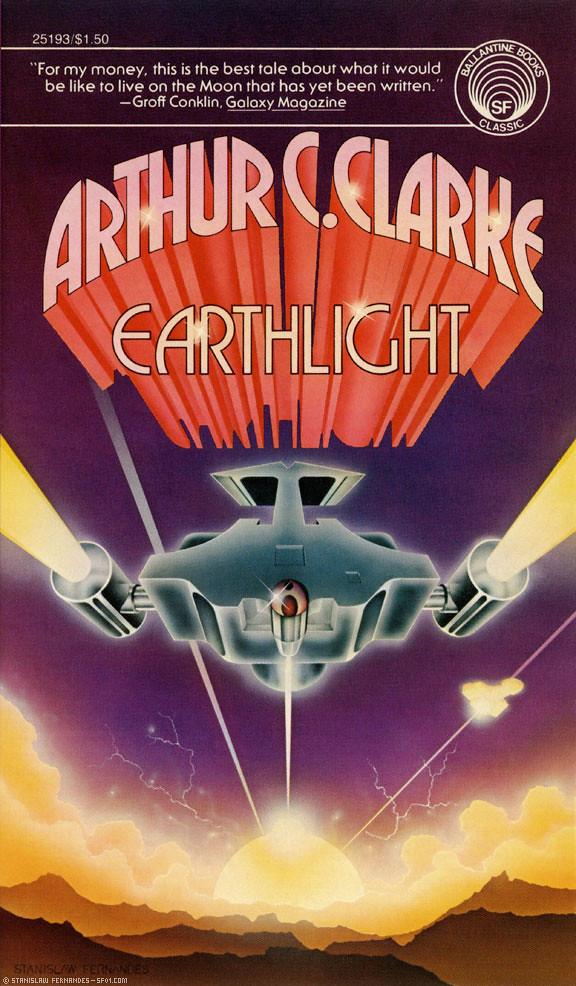 Earthlight >> Earthlight Reach For Tomorrow By Arthur C Clarke 1977 P Flickr