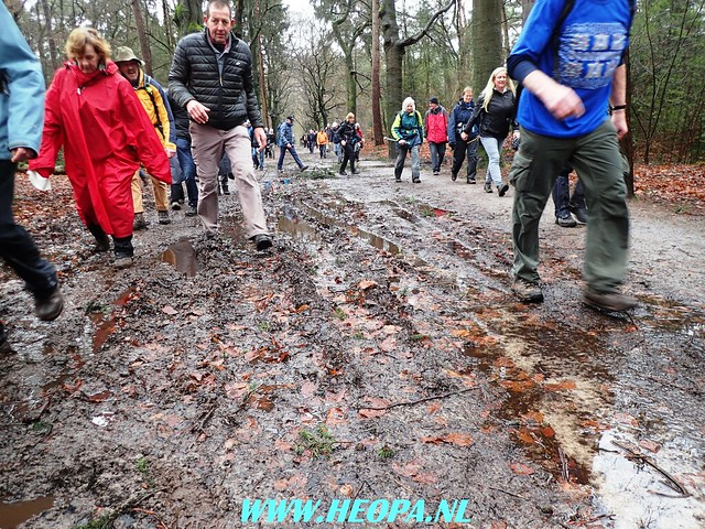 2018-01-31 Natuurtocht Soest  25 Km   (68)