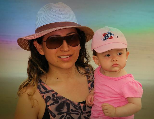 Maria sol y Ariana Victoria