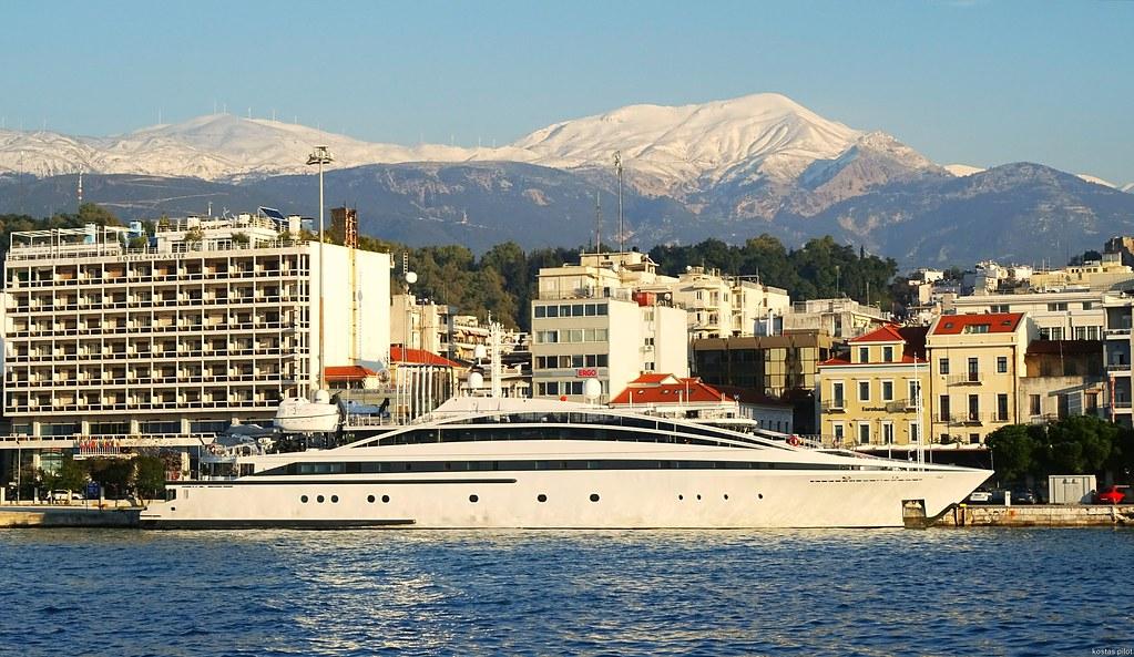 Elegant 007 Mega yacht | Ranked amongst the most elite yacht… | Flickr