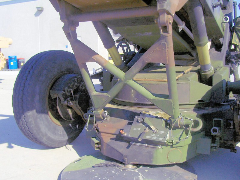 M198 Towed Howitzer 5