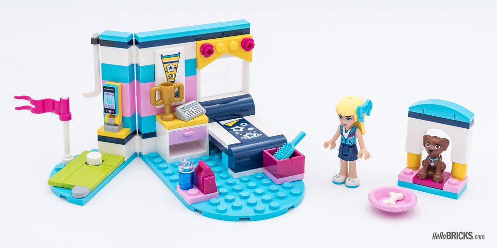 Lego Friends New In Box Stephanie S Bedroom 41328 Lego Complete Sets Packs Toys Hobbies