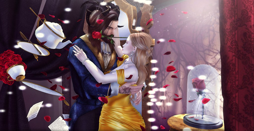 ❥ Beauty and her Beast ಌ Post 4 ಌ