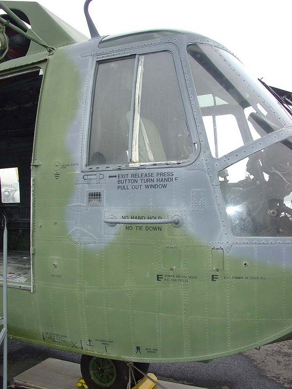 Sikorsky CH-3E Jolly Green Giant 5