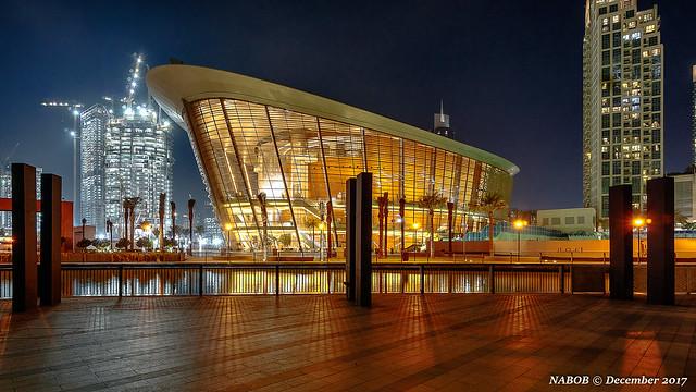 Dubai, United Arab Emirates: Dubai Opera House
