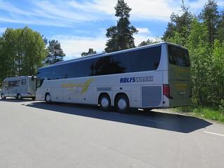 Rolf flyg och buss
