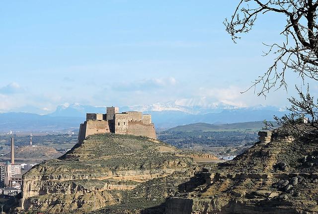 Castillo de Monzón (Huesca)