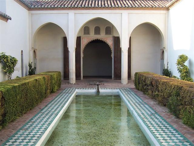 Alcazaba - Islamic fortress, Malaga