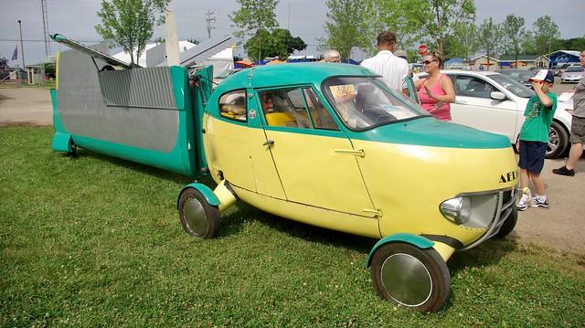 The best 'Flying Car' ever. N102D - Taylor Aerocar I...Oshkosh