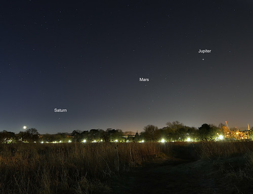 planètes planets astroscape astro alignment alignement ecliptic night nikond5200 nightshot beforesunrise moon tokinaaf1120mmf28