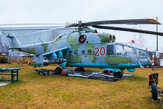 Mi-24 Hind-A | by Sam Wise