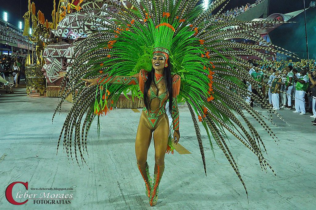 G. R. E. S. Imperatriz Leopoldinense 4708 Carnaval 2018 - Rio de Janeiro - RJ - Brasil