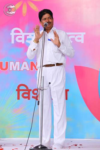 SNM Zonal Incharge Janardan Patil, expresses his views